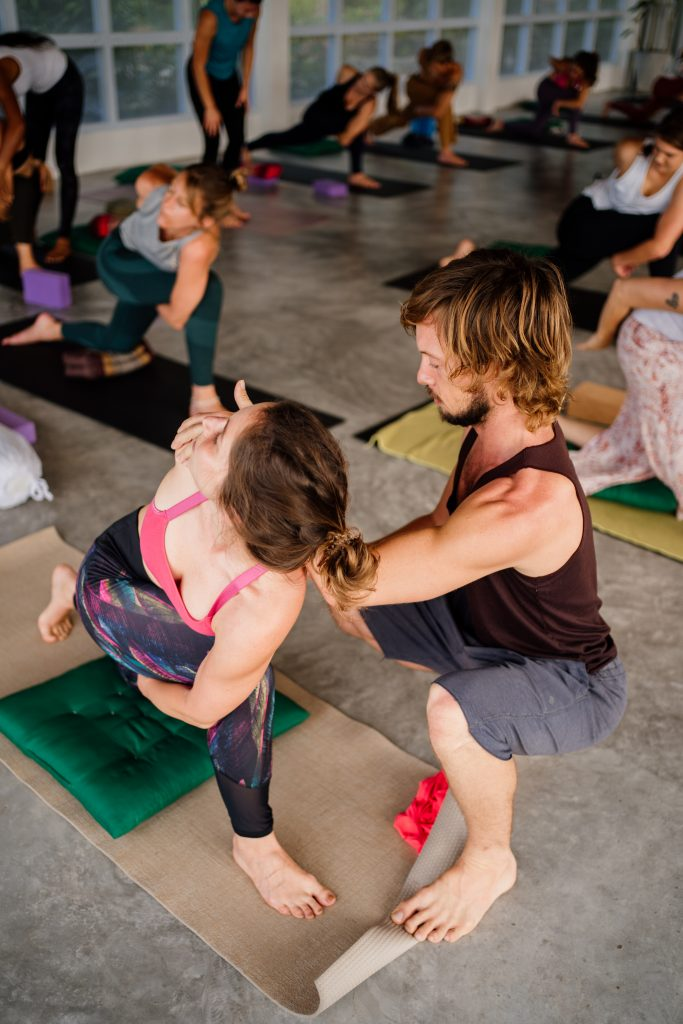 Become a Certified Yoga Teacher