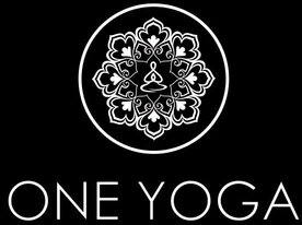 yoga logo black